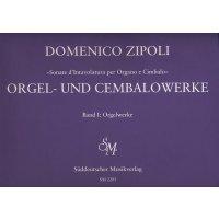 Zipoli, Domenico - Orgel- und Cembalowerke Band 1