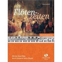 Flötenzeiten - Mit der Querflöte durch tausend Jahre Musik - Klavierband