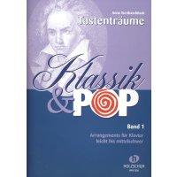 """Terzibaschitsch, Anne - Tastenträume """"Klassik & Pop 1"""""""