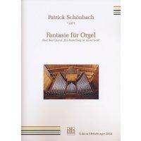 Schönbach, Patrick - Fantasie für Orgel