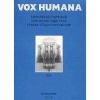 "Vox humana ""USA"""