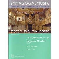 Lewandowski, Louis - Synagogen-Melodien op. 47