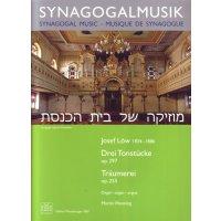Löw, Josef - 3 Tonstücke op. 297 / Träumerei op. 255