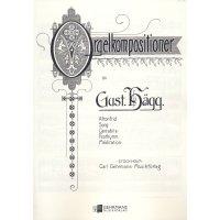 Hägg, Gustaf - Orgelkompositioner