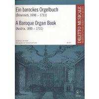 Ein barockes Orgelbuch