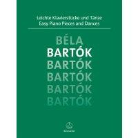 Bartók, Béla - Leichte Klavierstücke und Tänze