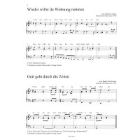 Der neue Quempas - Ausgabe für Klavier