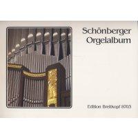 Schönberger Orgelalbum