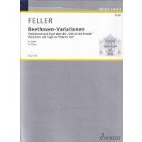 Feller, Harald - Beethoven-Variationen