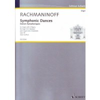 Rachmaninow, S. W. - Symphonic Dances, op. 45