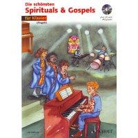 Die schönsten Spirituals & Gospels - mit CD