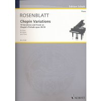 Rosenblatt, Alexander - Chopin Variations