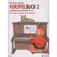 Piano Kids - Vorspielbuch 2