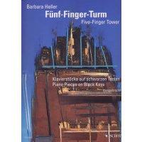 Heller, Barbara - Fünf-Finger-Turm