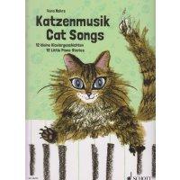 Mohrs, Vera - Katzenmusik
