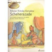 Rimsky-Korsakov, Nikolai - Scheherazade