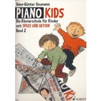 Heumann, Hans-Günter - Piano Kids - Band 2
