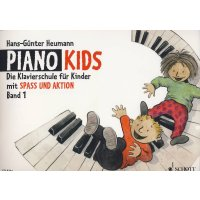 Heumann, Hans-Günter - Piano Kids - Band 1