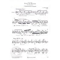 Brouwer, Leo - Sonata del Pensador No. 4 para guitarra