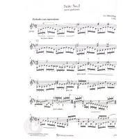 Brouwer, Leo - Suite No. 2 para guitarra