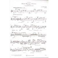 Brouwer, Leo - Danzas Rituales y Festivas Vol. 2 para...
