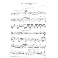 Brouwer, Leo - Sonata del Caminante para guitarra