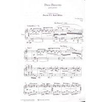 Brouwer, Leo - Diez Bocetos para piano