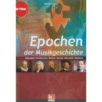Epochen der Musikgeschichte