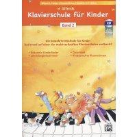 Alfreds Klavierschule für Kinder - Band 2