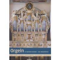 Orgeln in Sachsen-Anhalt – Ein Reiseführer