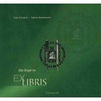 Die Orgel im Exlibris