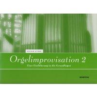 Orgelimprovisation - Band 2