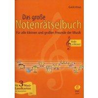 Das große Notenrätselbuch - Violinschlüssel
