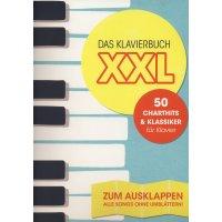 Das Klavierbuch XXL - 50 Charthits und Klassiker