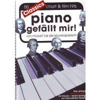 Piano gefällt mir! 50 Classic Chart & Film Hits