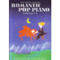 Romantic Pop Piano - Collection Band 1-5
