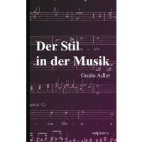 Der Stil in der Musik