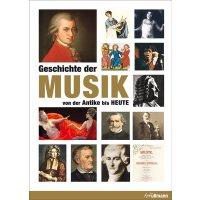 Geschichte der Musik von der Antike bis Heute