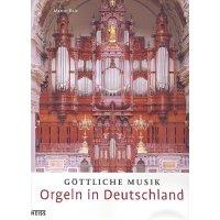 Orgeln in Deutschland